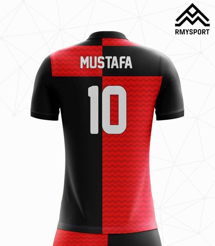 RM108 Futbol Forması Arka