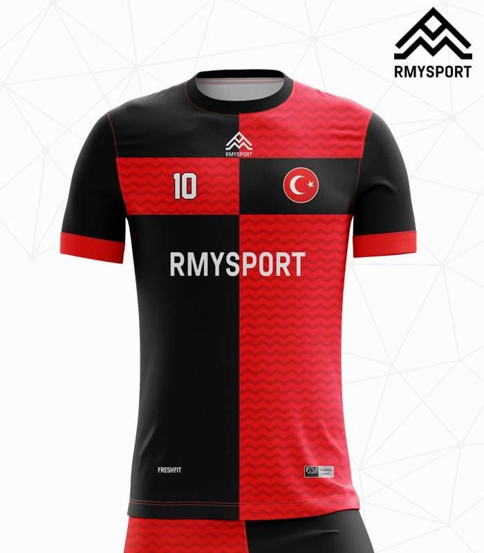 RM108 Futbol Forması Ön