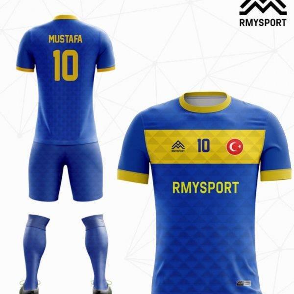 Boca Juniors Forması Ön Arka