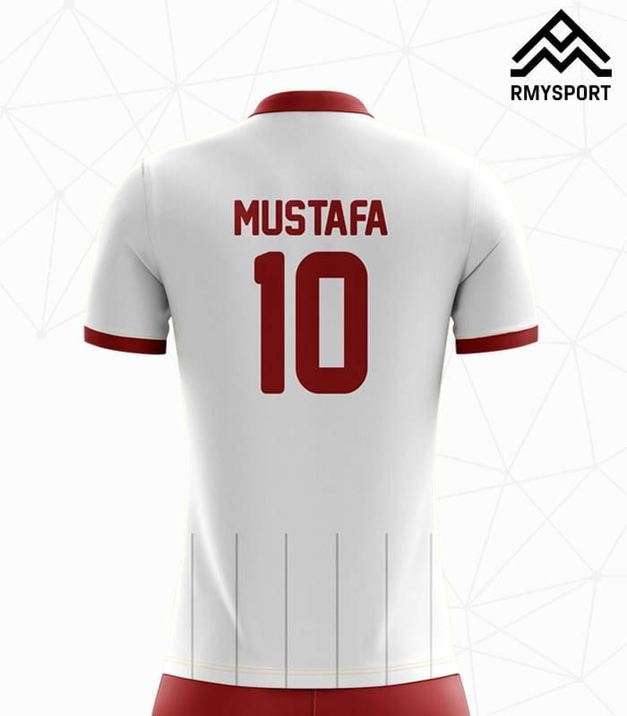 RM106 Futbol Forması Yaptırma Arka