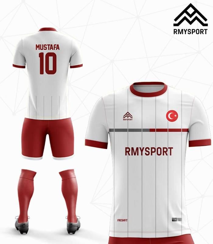 RM106 Futbol Forması Yaptırma