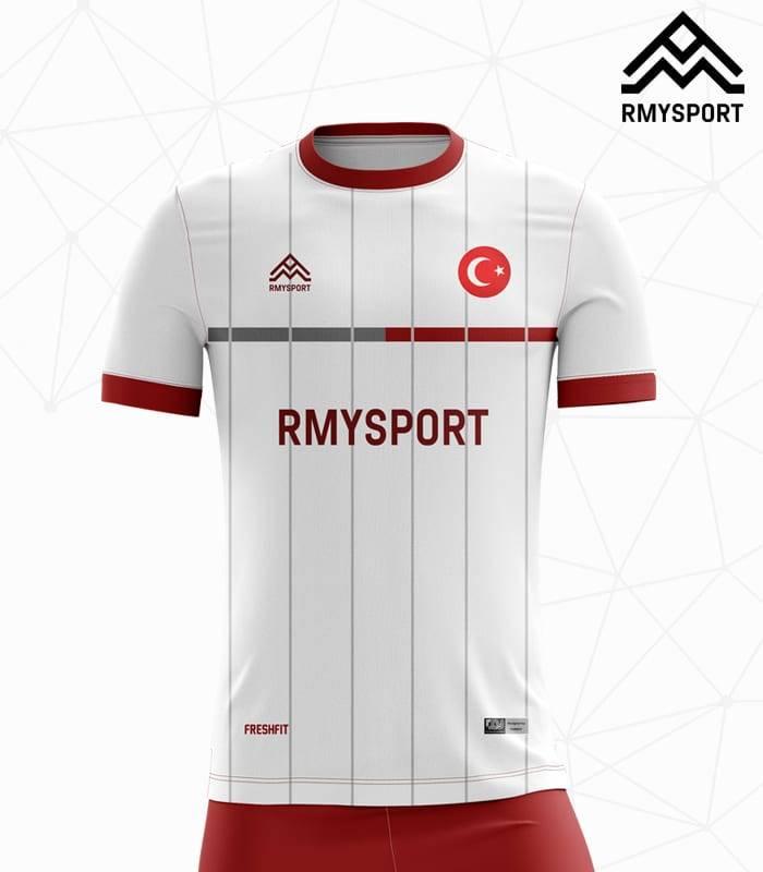 RM106 Futbol Forması Yaptırma Ön
