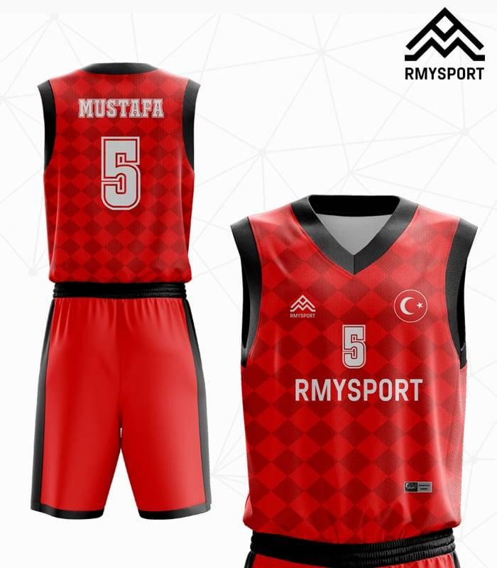 Basketbol Forması tasarlama